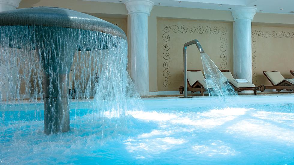 Thalasso Spa hotel in Crete Club Marine Palace