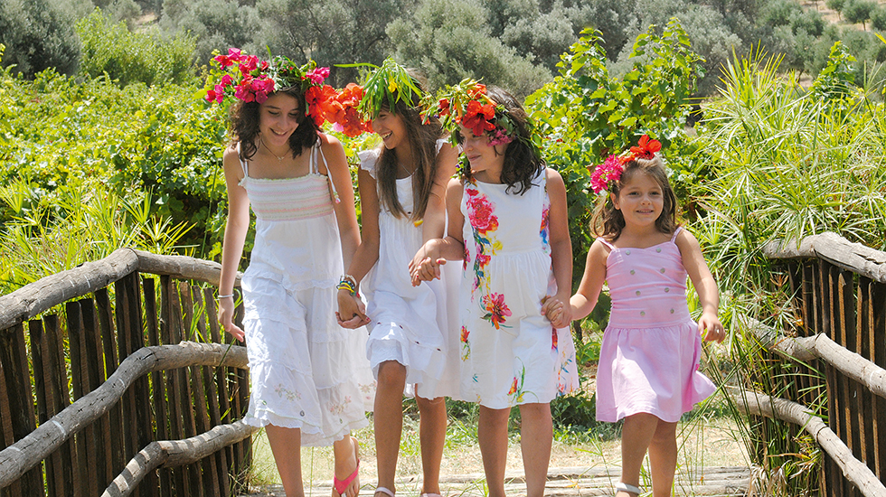 Kids Activities in Agreco Farm Club Marine Palace