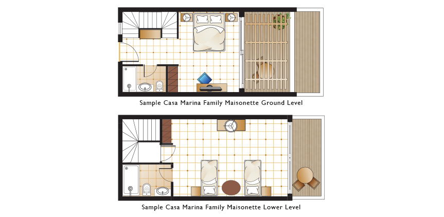 Casa-Marina-Family-Maisonette-sea-side-floorplan