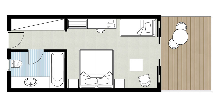 club-marine-palace-double-room-floorplan