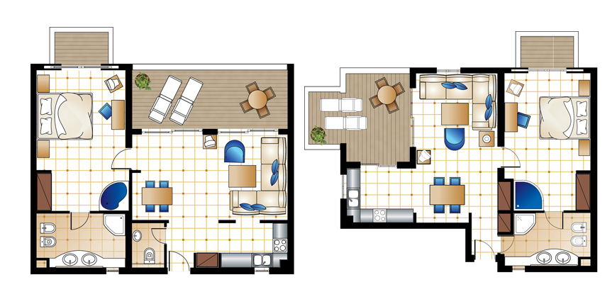 club-marine-palace-and-suites-deluxe-bungalow-suite-hydromassage-floorplan