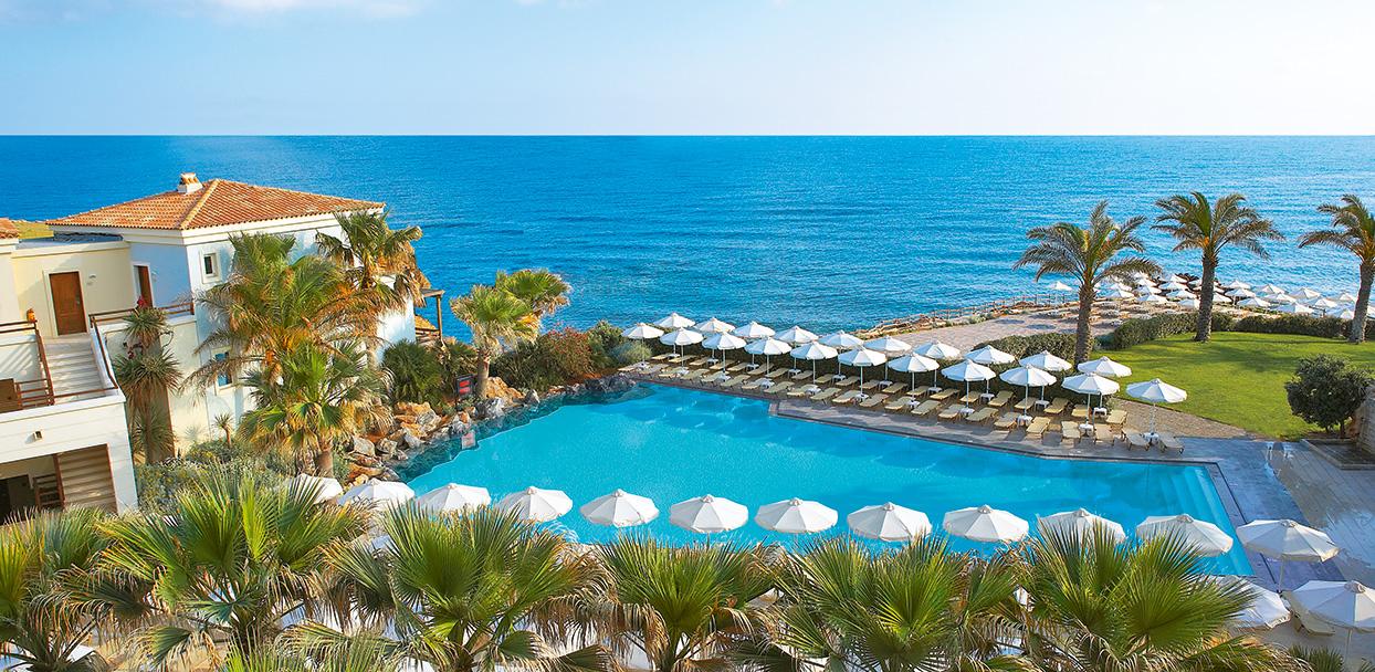 Kreta Panormo Hotel Grecotel Marine Palace