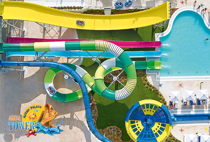 Crete-Hotel-with-Water-Slides-in-Greece