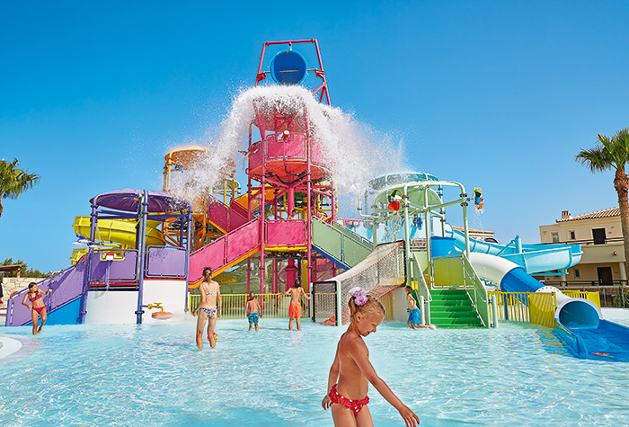 Hotel-with-Water-Slides-in-Greece