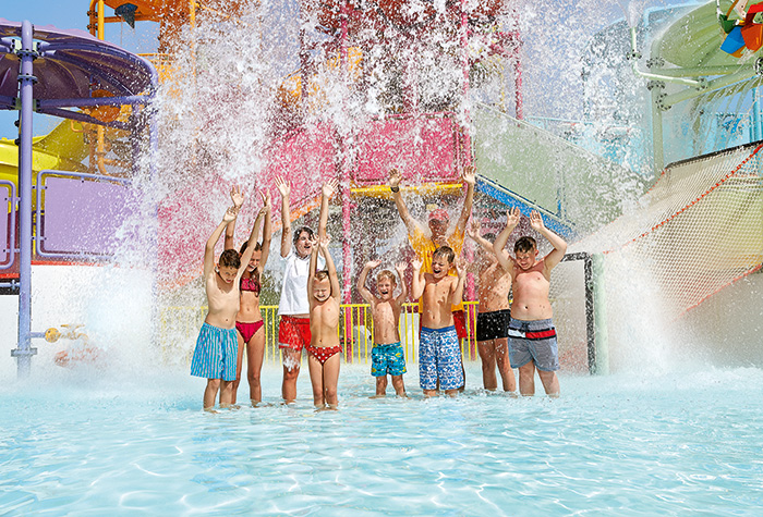 Kids-Friendly-Hotel-with-Water-Slides-in-Greece