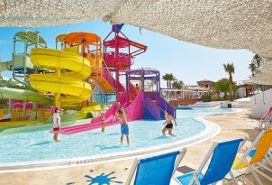 kids-friendly-aquapark-in-club-marine-palace-crete